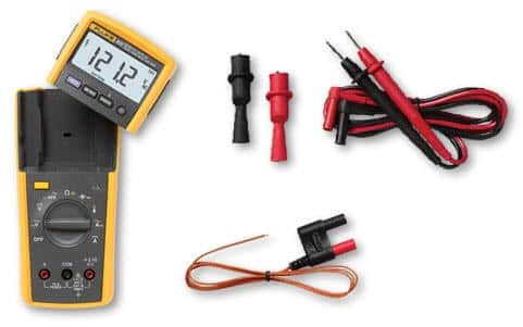 Fluke 233 multimeter image