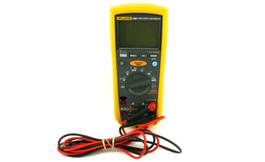 1587 fluke insulation multimeter