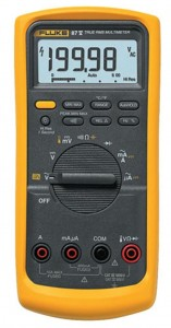 87V Fluke Multimeter