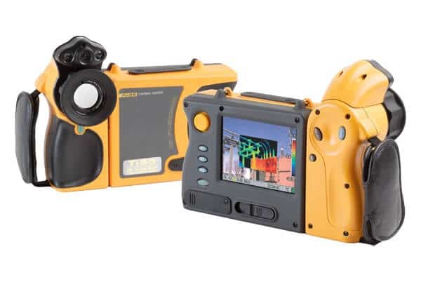 Fluke Ti55ft camera