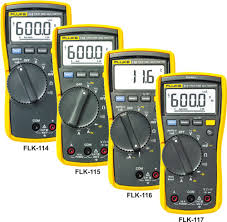 Fluke 11x series digital multimeter