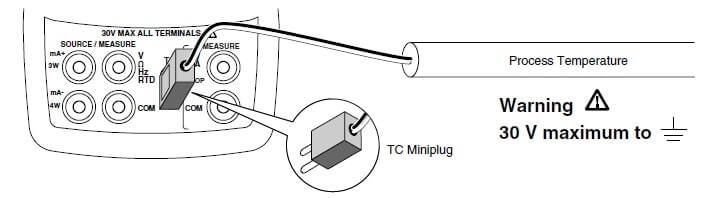 Fluke 726 multifunction process calibrator
