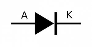 Diode symbol image