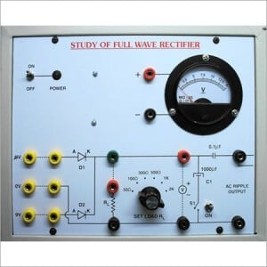 Full Wave Rectifiers image