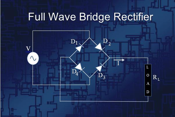 bridge rectifier cicuit