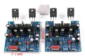 Power amplifier image