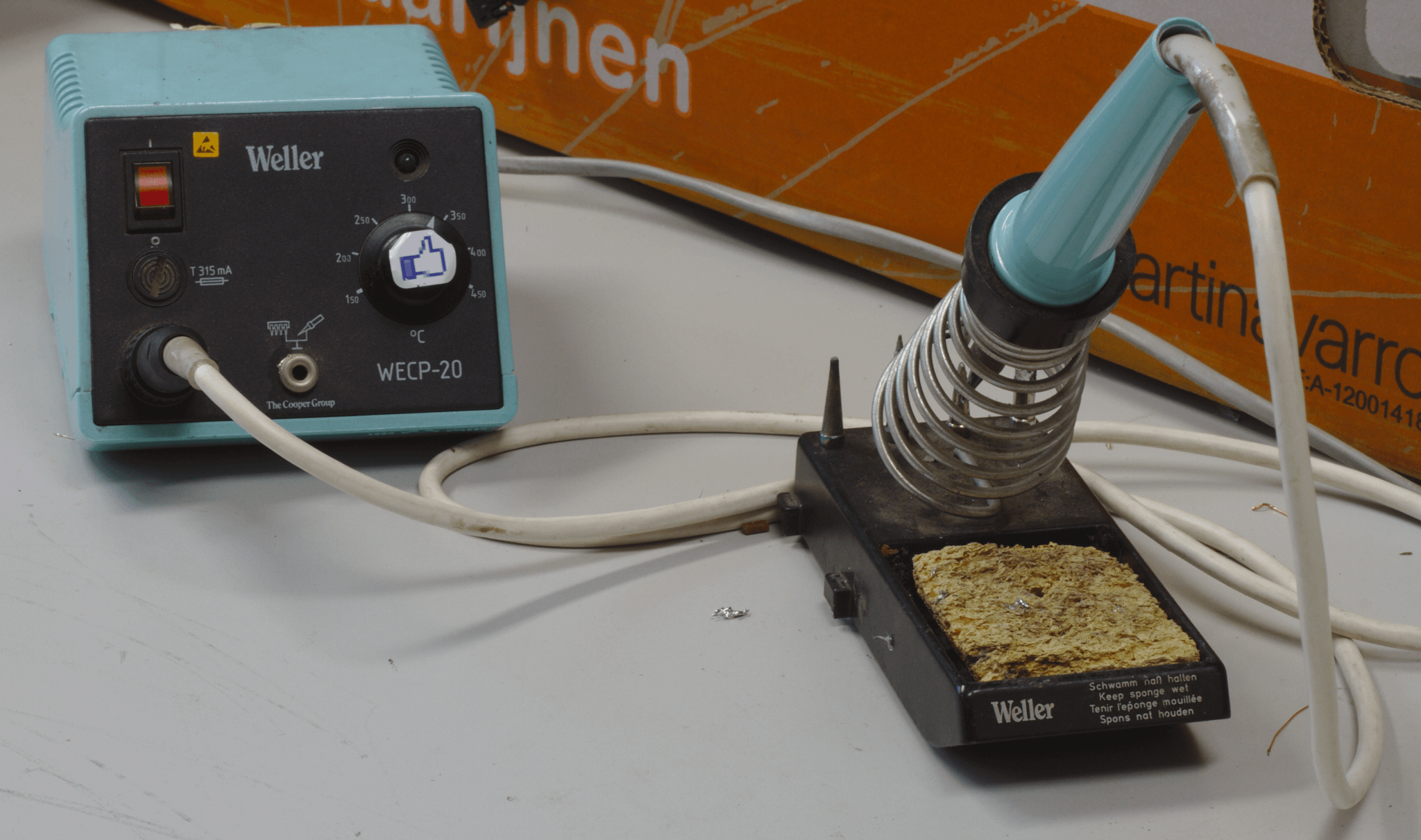Common types of soldering iron and how to choose them